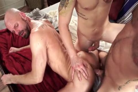 Daddy Times two ? Leo Luckett, Mitch Vaughn & Sergeant Mitchell