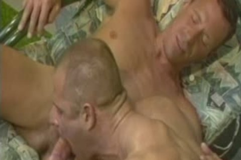 Mike acquires banged With A sex-dildo