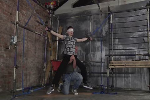 corporalist Sebastian Kane Gives A nice Whipping To His twink Sub