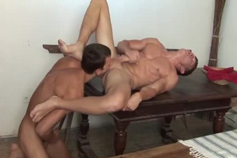 stylish young men Sharing Their Hard Uncut dicks With Each Other