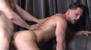 The Clipboard Activist - Roman Todd with Dennis West anal Nail