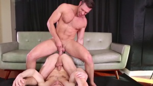Mix It Up - Dylan Knight and Alex Mecum pooper pound