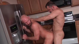 The Straight man - Mike Tanner, Max Sargent ass plow