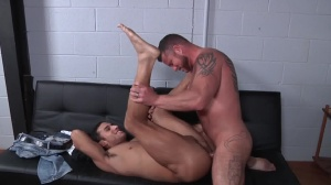 Virgin Hunter - Charlie Harding and Ricky Decker anal Love