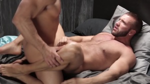 Suite 33 - Donato Reyes and Topher Di Maggio butthole Nail