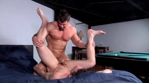 The Set-Up - Zeb Atlas with Duncan black nail