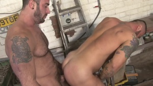 Late For Work - Spencer Reed, Alex Marte anal dril