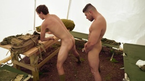 Cumsassins - Damien Stone and Zach Country butthole Hook up