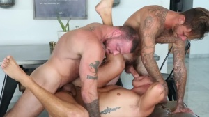 Game On - Brian Michaels & Aston Springs butthole Hook up