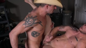 The Ranch Hand - Allen Lucas and Sean Maygers butthole plow