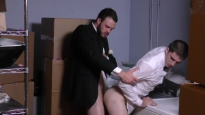 Runaway Groom - Cliff Jensen and Damien Kyle butthole Hook up