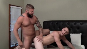 Fling Cleaning - Colby Jansen with Paul Canon ass Love