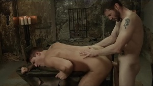 gay Of Thrones - Theo Ford & Dennis West ass Hump