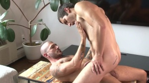 Atone - Johnny Hazzard and Dale Cooper anal pound
