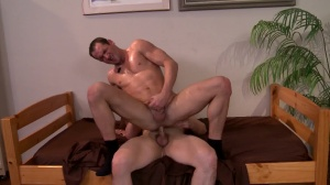 Being males About It - Dylan Roberts and John Jockson anal Hook up