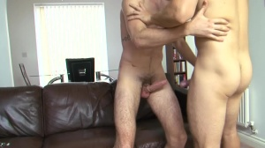 Secret Diary Of An Escort - Gabriel Clark with Woody Fox pooper bang