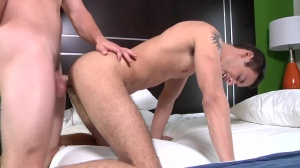 The Virgin - Jimmy Johnson & Landon Stone anal Hump