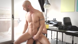 Privileged Information - Aymeric Deville and Craig Farell butthole invasion