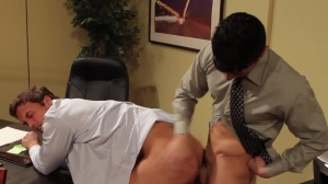 Entry Level - Rocco Reed & Lance Luciano ass Hook up