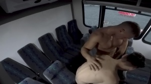 dudes In Public 28 - Bus poke - oral-service Hook up