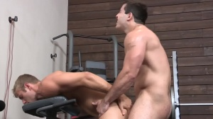 Randy & Blake: bareback - ass video