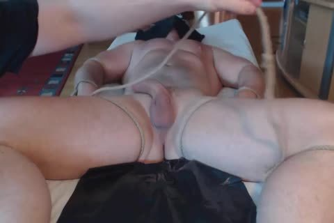 An exciting dong And Prostate Massage