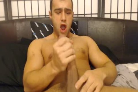 Flirt4Free guys receive Off - biggest cumshot Compilation - Volume 1