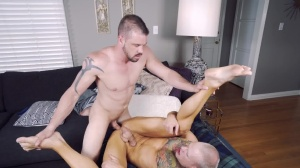 The Cookout - Brett Lake & Darin Silvers ass pound