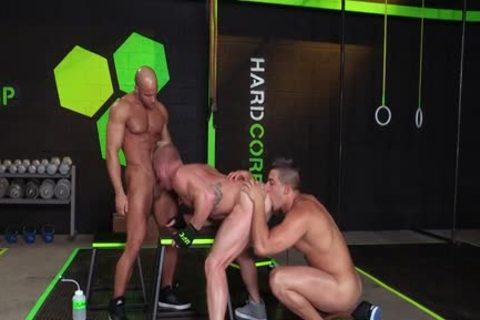 Jacob Taylor, Sean Zevran And Johnny V