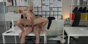 Putting The wazoo In Assistant: - Paddy O'Brian and Drew Dixon anal Love