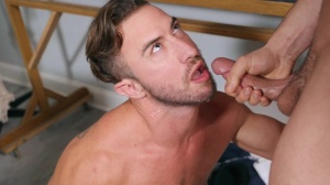 Projecting weenie - Johnny Rapid, Grant Ryan ass Hook up