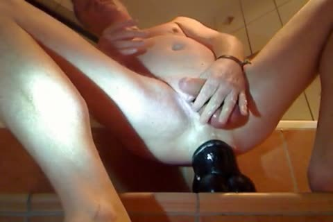boning My butthole With Dildos And Plugs