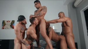 By Invitation merely - William Seed & Ryan slams anal Nail