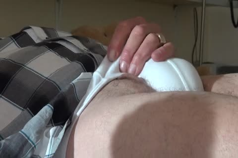 old guy loves To jerk off And Reach Climax