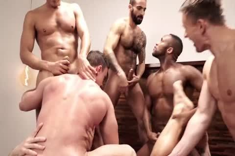 The Lucas males gang, bunch-sex, And plow (1)