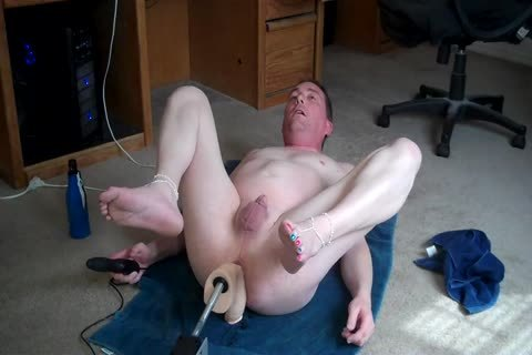 Baby cock Jeffrey Machine slammed - Unedited