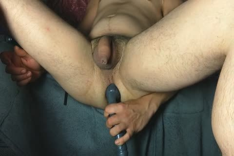 pooper Fisting Prolapse biggest unfathomable dildo Belly Bulge