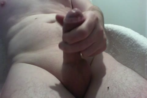 thirty Min jerk off With Moisturiser After Shower, naked On Towel