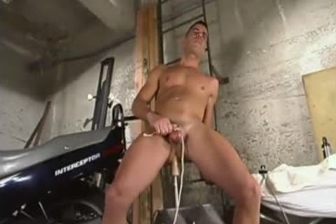 Marc receives pounded By A Machine