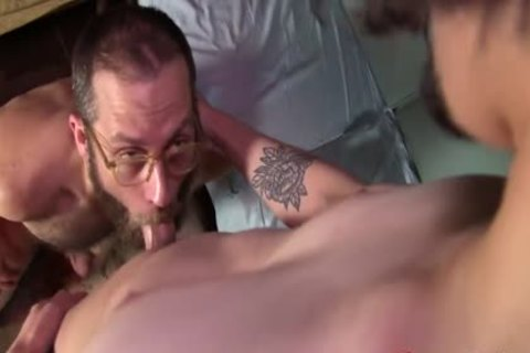 hairy & The hairy Hipster W Joel someone & Blake Grey