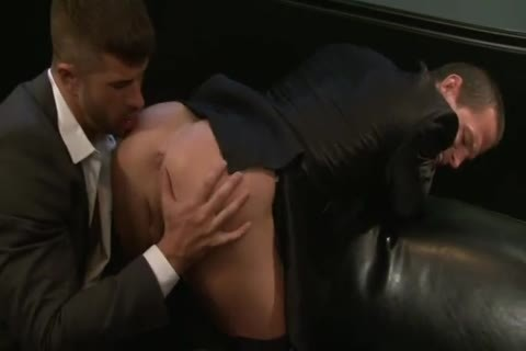 Adam Killian Takes Off His Suit To nail A Hunk.mp4