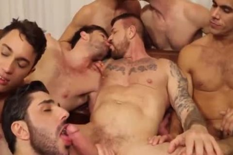ROCCO orgy-10 chap IN ACTION,suck,fuck & cum-WOW!