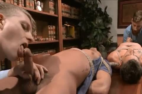 (Edging) 2 boyz receive tied Up And Teased