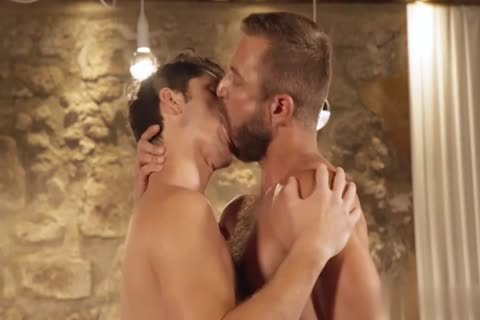 GayRoom - Dylan Knight hammered By A Plunger And Peter Fields huge dick