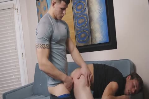 Frat Muscle Hunks pounding again