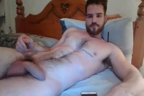 lad With big weenie Solo By webcam