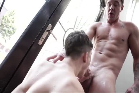 College boys receive Dared To insert A ramrod