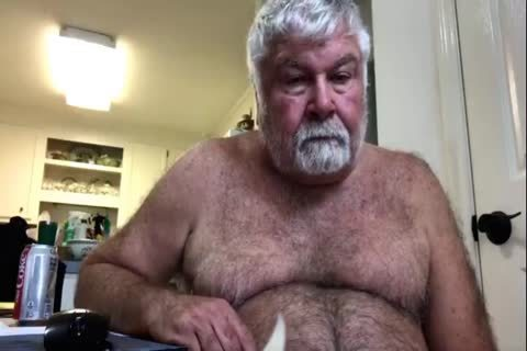 Daddy Cums On webcam