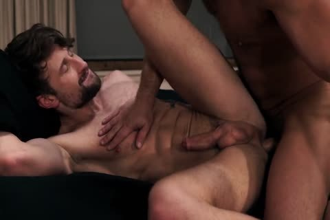 Sergeant Miles And Dirk Caber Double-penetrate Drew Dixon