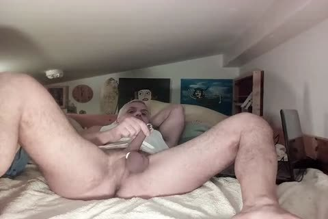 jack off, Chill, Ball's ass, Squirt, cock